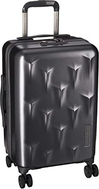 20 Carve Small Carry-On Spinner (Charcoal) Carry on Luggage