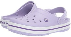 Crocband Clog (Lavender/Purple) Clog Shoes
