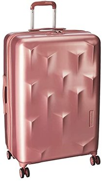 29 Carve LEX Expandable Spinner (Blush) Luggage