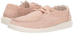 Wendy Sparkling (Rose Gold) Women's Shoes