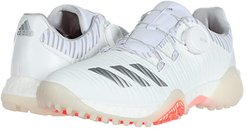 Codechaos BOA (Footwear White/Silver Metallic/Light Solid Grey) Women's Golf Shoes