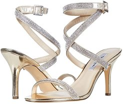 Varena (Platino Reflect Suedette) Women's Shoes