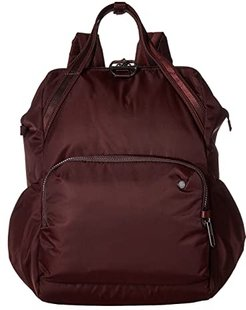 Citysafe CX Anti-Theft 17L Backpack (Merlot) Backpack Bags