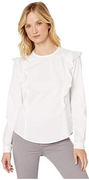 Pia (Optic White) Women's Clothing