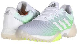 Codechaos (Footwear White/Footwear White/Signal Green) Women's Golf Shoes