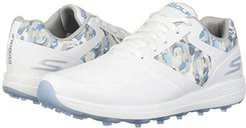 Max Draw (White/Blue) Women's Golf Shoes