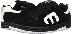 Callicut (Black/White/Gold) Women's Skate Shoes