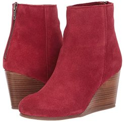 Now Wow (Dark Red) Women's Shoes