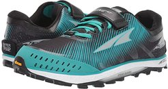King MT 2 (Teal/Black) Women's Running Shoes