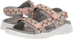 X-Trinsic Strap Sandal (Wild Dove/Muted Clay) Women's Sandals