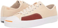 Jack Purcell Pro Workwear Twill - Ox (Natural Ivory/Cinnamon/White) Shoes