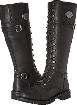 Beechwood (Black) Women's Lace-up Boots