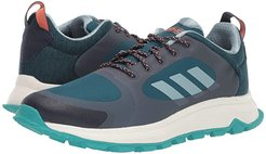 Response Trail X Wide (Trace Blue/Ash Grey/Tech Mineral) Women's Shoes