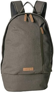 16 L Campus Backpack (Olive) Backpack Bags