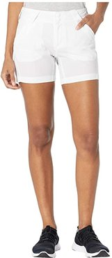 Coral Pointtm III Shorts (White) Women's Shorts