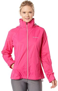 Switchback III Jacket (Cactus Pink) Women's Coat