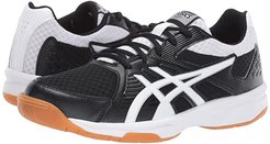 GEL-Upcourt(r) 3 (Black/White 1) Women's Volleyball Shoes
