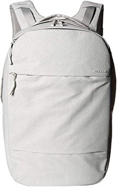 City Compact Backpack w/ Diamond Ripstop (Cool Gray) Backpack Bags