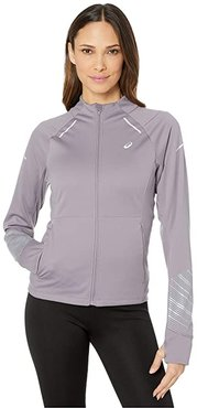 Lite-Showtm Winter Jacket (Lavender Grey) Women's Clothing