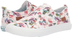 Play (Off-White Starbella Print Canvas) Women's Lace up casual Shoes