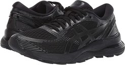 GEL-Nimbus(r) 21 (Black/Black) Women's Running Shoes
