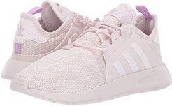 X_PLR C (Little Kid) (Orchid Tint/Purple Glow/White) Girls Shoes