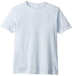 Keeper Vintage Jersey Crew T-Shirt (Big Kids) (Blue Sky) Kid's Clothing