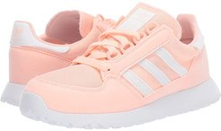 Forest Grove C (Little Kid) (Clear Orange) Girls Shoes