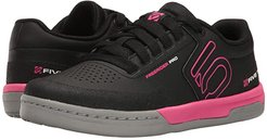 Freerider Pro (Black/Clear Onix/Shock Pink) Women's Shoes