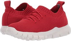 Plush (Little Kid/Big Kid) (Red) Girl's Shoes
