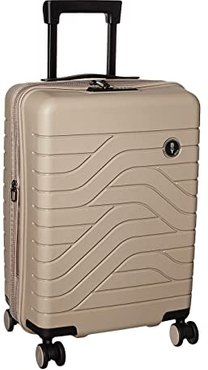 By Bric's Ulisse 21 Expandable Spinner (Dove Grey) Bags