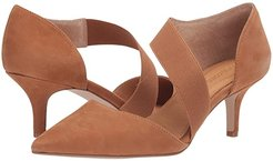 Denice (Tan Soft Nubuck) Women's Shoes