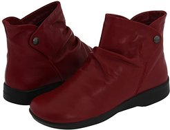 N42 (Cherry Leather) Women's  Boots