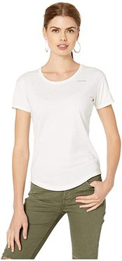 Coffee Helps Sunset Tee (House White) Women's Clothing