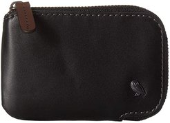 Card Pocket (Black) Wallet Handbags