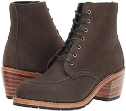 Clara (Pewter Acampo) Women's Lace-up Boots