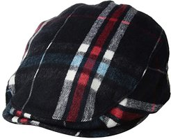 Tembin (Forest Plaid) Caps