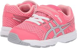 Gel-Contend TS (Toddler) (Pink Cameo/White) Girls Shoes
