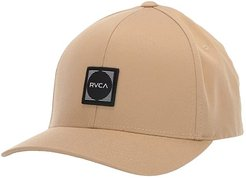 Scores Flexfit Hat (Tan) Baseball Caps