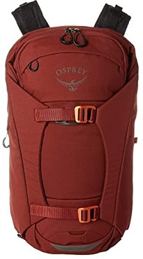 Metron (Crimson Red) Backpack Bags