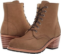 Clara (Olive Mohave) Women's Lace-up Boots
