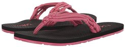 Aster (Berry/Coral) Women's Shoes