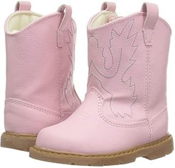 First Steps Western Boot (Infant) (Pink) Cowboy Boots