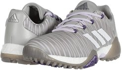 Codechaos (Metal Grey/Crystal White/Glory Purple) Women's Golf Shoes