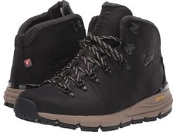 4.5 Mountain 600 200G (Jet Black/Taupe) Women's Shoes