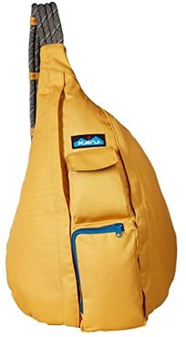 Rope Sling (Amber) Backpack Bags