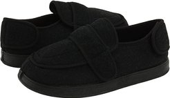 Physician (Charcoal Wool) Women's Slippers
