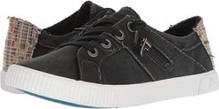 Fruit (Black Smoked Canvas) Women's Lace up casual Shoes