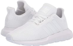 Swift Run C (Little Kid) (White) Kids Shoes