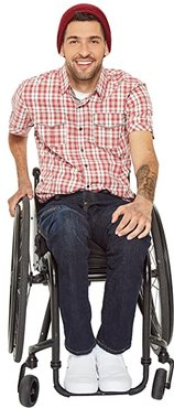 Wheel Chair Jean in Bright Rinse (Bright Rinse) Men's Jeans